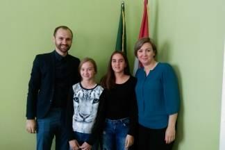 Ena Jelčić-Meter nova dječja gradonačelnica Grada Pleternice