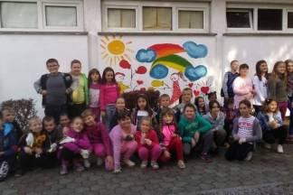 Dječji tjedan 2017. - mališani učili o volontiranju i uređivali svoj okoliš