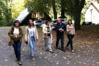 Selimir Ognjenović posjetio Park prirode Papuk