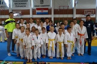 Uspjeh  judo kluba ¨KUTJEVO¨ u Vinkovcima