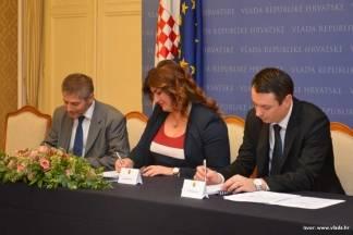 Veleučilište potpisalo ugovor za izgradnju Studentskog doma