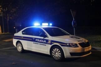 Pronađen 33-godišnji Veličanin koji je s prakirališta ukrao automobil te ga nakon prometne nesreće napustio