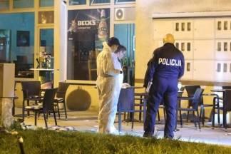 U Cesarčevoj ulici bačena bomba, očevid u tijeku