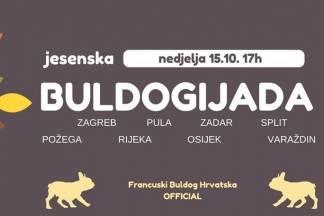 Jesenska Buldogijada u nedjelju na stadionu Slavonija