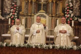 Svetkovina sv. Terezije Avilske u požeškoj katedrali