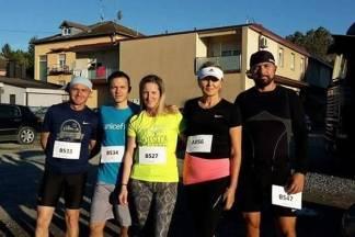 Požeški trkači na humanitarnoj utrci ¨Novska za nju¨