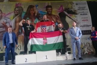 Veličanin Andrija Raguž osvojio zlatnu medalju na Svjetskom kupu u obaranju ruke