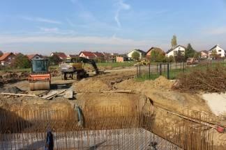 Uskoro završetak izgradnje ceste pokraj novog vrtića na ¨Prauljama¨ i otvorenje vrtića