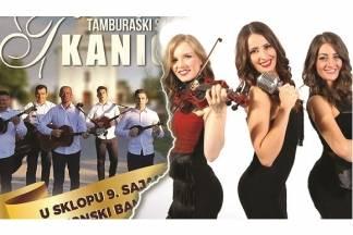 """Veliki koncert """"Učiteljica"""" u Pakracu"""