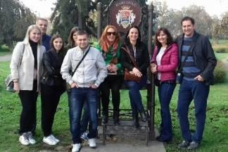 Studijsko putovanje na Veleučilište u Karlovac i Plitvička jezera