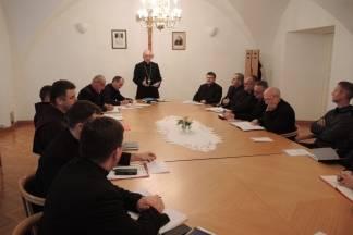 Sjednica Prezbiterskog vijeća Požeške bikupije