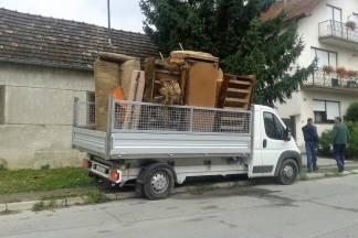 Obavijest o odvoženju glomaznog otpada u Jakšiću, Brestovcu i Pleternici