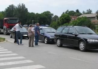 48-godišnjakinja lakše ozlijeđena u prometnoj nesreći u Požegi