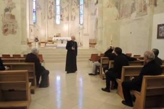 Svećenici biračkog dekanata posjetili Požegu