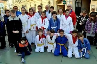 Judo klub ¨Judokan¨ programom u šetališnoj zoni obilježio Svjetski dan juda
