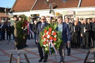26. godišnjica proslavljene 123. brigade HV-a