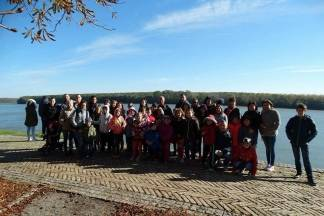 Posjeta pakračke djece i roditelja Dalju i Vukovaru