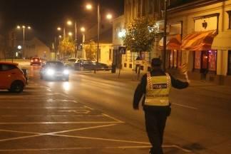 Tijekom ¨martinjskog vikenda¨ policija pojačano nadzire alkoholizirane vozače