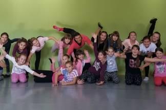 Plesačice Ilijane Lončar od danas kreću u niz dogovorenih gostovanja