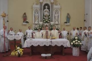 U Oriovcu blagoslovljena župna kuća i proslavljena 200. obljetnica rođenja Luke Ilića Oriovčanina