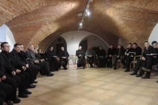Susret trajne formacije mladih svećenika i đakona