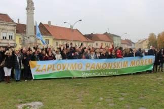 Doajen hrvatskog turizma Selimir Ognjenović boravi u Požegi s gotovo stotinu hrvatskih brodara