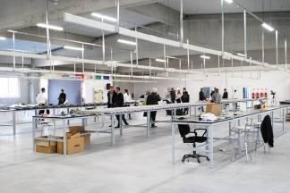 Svečano otvorenje proizvodnog pogona LED rasvjete u Pakracu