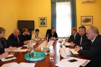 Održan sastanak s predstavnicima Hrvatskih voda