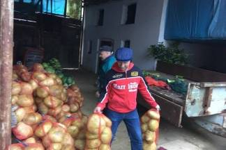 OPG Benić iz Alilovaca Caritasu donirao 1000 kg kupusa