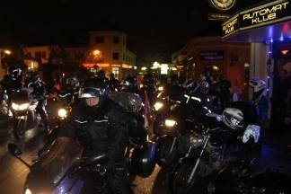 Moto karavana za Vukovar prošla i kroz Požegu 16.11.2017.