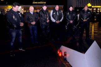 ¨Zajedno u ratu, zajedno u miru¨ - Karavana sjećanja sinoć u Požegi