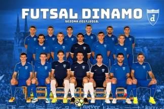 Futsal Dinamo u siječnju 2018. dolazi u Požegu odigrati humanitarnu malonogometnu utakmicu protiv Caffe bara Sportivo