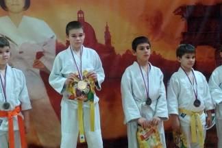 Judo sekcija iz Čaglina uspješna na turniru u Sremskoj Mitrovici