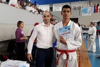 Karate-do klub Požega sudjelovao je na 4. Međunarodnom karate turniru ¨Zrenjaninski pobjednik¨