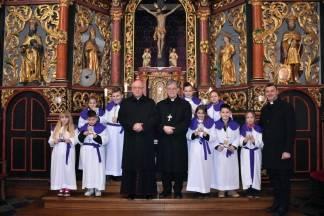 Misa za ubijene slovenske svećenike u Jasenovcu
