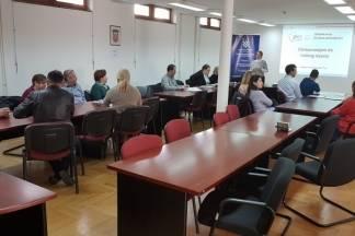 U ŽK Požega održan okrugli stol ¨Obrazovanjem do radnog mjesta¨