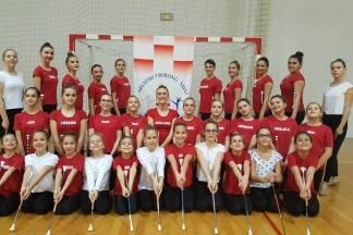 Twirling klub Požega odličan na 17. Državnom prvenstvu u twirlingu