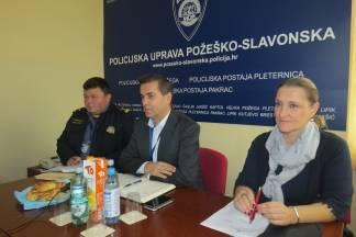 Radni sastanak s novinarima