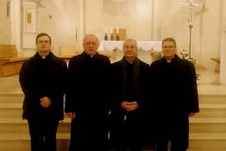 Apostolski nuncij u Republici Srbiji posjetio Požegu
