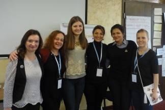 Požežanka Marina na TCA seminaru u Bukureštu