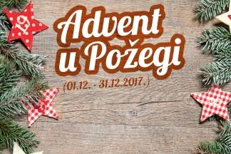 Bogat adventski program u Požegi