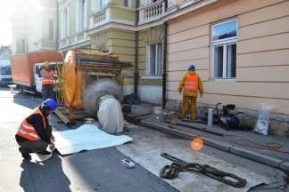 Sanacija kanalizacijske mreže u Županijskoj ulici u Požegi