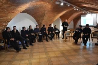 Mjesečni susret trajne formacije mladih svećenika i đakona