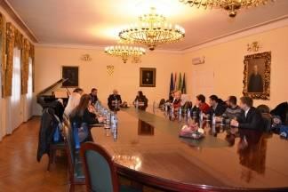 Gradonačelnik Puljašić primio goste iz pet istočnoeuropskih zemalja