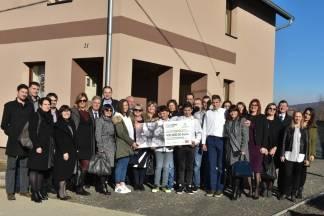 Djeca - korisnici Centra za pružanje usluga u zajednici Lipik dobila novi dom