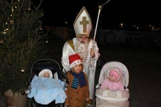 Sveti Nikola darivao najmlađe na Rekreacijskom centru u Požegi
