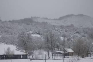 Jutros smo dočekali prvi ovogodišnji snijeg i niske temperature