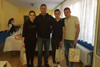 Pakrački učenici osvojili prestižno mjesto na Palačinkijadi