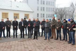 HDZ-ovci obilježili 18. godišnjicu smti dr. Franje Tuđmana