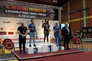 Patricija Januš i Brigita Bakić ponovno na postolju